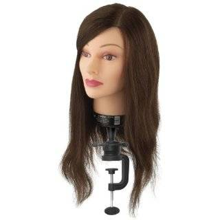 30 Cosmetology Mannequin Head Synthetic Hair   Miss Julia