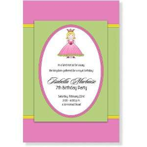 Childrens Birthday Party Invitations   M32 H7 Health