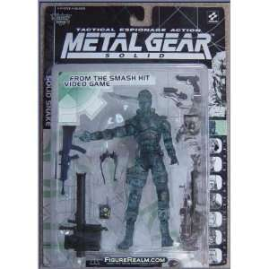 Metal Gear Solid Snake Toys & Games