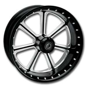 One Piece Aluminum Rear Wheel Diesel 18 x 5.5 Inch   FXSTBC and FLSTF