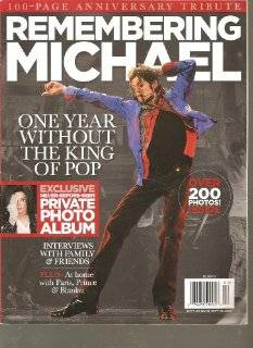 Magazine (One Year without the King Of Pop Michael Jackson, June 2010