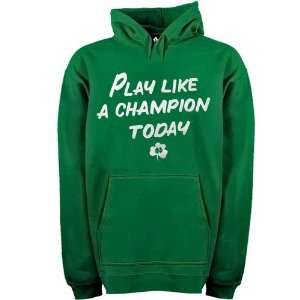 NCAA adidas Notre Dame Fighting Irish Green Play It Like A
