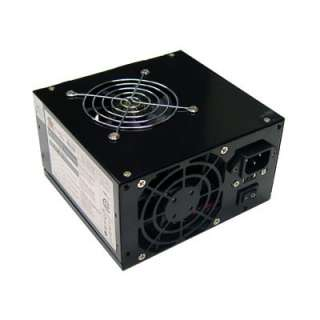 Logisys PS550A BK Dual Fan ATX 12V 550W Power Supply