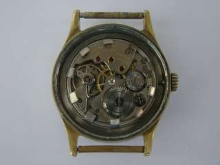 German Germany Army Wrist Watch № 1614 WWII War Military Rare