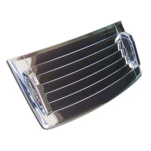 Putco Chrome Hood Vent Deck, for the 2007 Hummer H3
