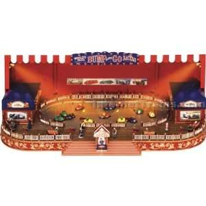 Mr. Christmas Worlds Fair Animated Music Box   Bump and