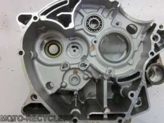 09 TTR125L TTR125 TTR 125 engine cases crankcases case set 12