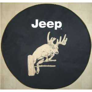 SpareCover® Brawny Series   Jeep® 30 Buck Tire Cover