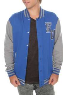 Johnny Wishbone FU Varsity Jacket Clothing