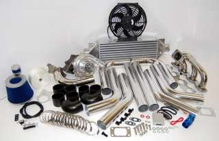 BMW M10 T3T4 Turbo Charger Kit
