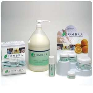 Sombra Natural Pain Relieving Gel Gallon Bottle Health