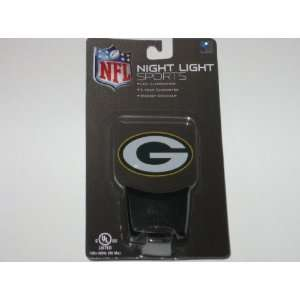 GREEN BAY PACKERS Team Logo Everbrite (LED) NIGHT LIGHT (2
