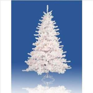 7.5 Prelit Crystal Artificial Christmas Tree Light Color