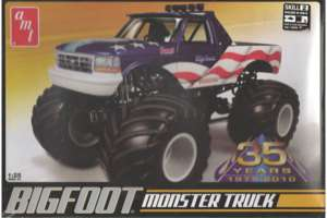 AMT Ford Bigfoot Monster Truck 35 Years Anniversary