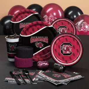 By Creative Converting South Carolina Gamecocks College Standard Pack