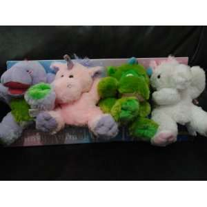 Fantasy Animal Hand Puppet Toys & Games