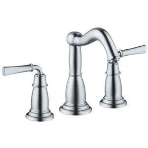 Tango C Double Handle Widespread Vessel Faucet Pop Up Drain Finish