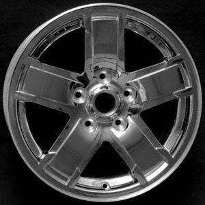 05 JEEP GRAND CHEROKEE ALLOY WHEEL RIM 17 INCH SUV, Diameter 17, Width