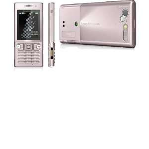 New Sony ericsson T700 Shining Silver Unlocked GSM Phone