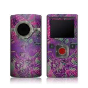 Tortured Heart Design Protective Skin Decal Sticker for Flip ULTRA 2nd