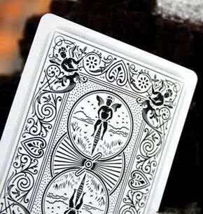 Bicycle Ellusionist Ghost Deck Magic Playing Card