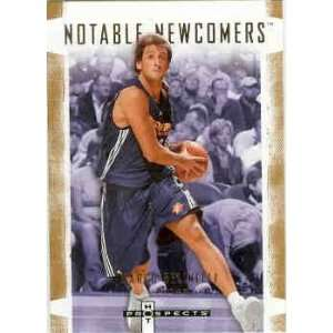 Hot Prospects Notable Newcomers #13 Marco Belinelli