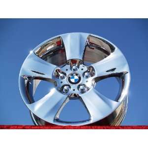 X3Style 113 Set of 4 genuine factory 18inch chrome wheels Automotive