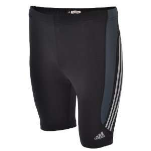 Adidas Mens Supernova Running Short Tight   Black   P91095