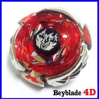 Beyblade Metal Fusion Fight 4D System BB121A WING PEGASIS 90WF Masters
