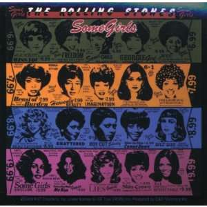 Rolling Stones   Some Girls Decal