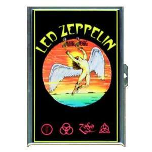 SWAN SONG LED ZEPPELIN ID Holder, Cigarette Case or Wallet MADE IN