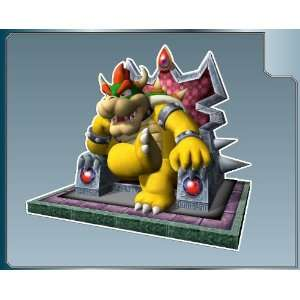 BOWSER from Super Mario Bros. vinyl decal sticker #2