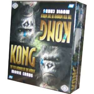 King Kong The Movie 8Th Wonder Of The World Trading Cards HOBBY Box