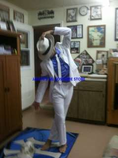 Pro Series  MICHAEL JACKSON SMOOTH CRIMINAL FULL OUTFIT