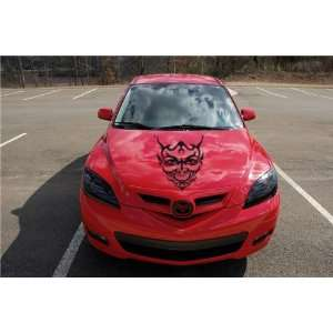 INFINITY HOOD DECAL sticker FIT ANY CAR MASK