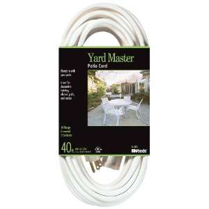 Woods 992382 40 Foot Outdoor Extension Cord with Power