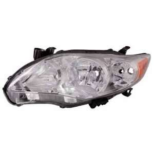Assembly for 2011 2012 Toyota Corolla Left/Driver Side Automotive