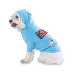 SAINT BERNARDS LEAVE PAW PRINTS ON YOUR HEART Hooded