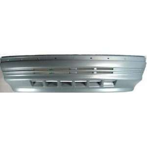 91 93 CHRYSLER TOWN & COUNTRY VAN FRONT BUMPER COVER VAN, Prime