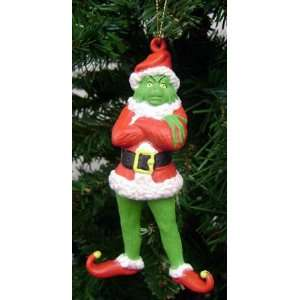 5 Dr. Suess The Grinch Who Stole Christmas Santa Tree
