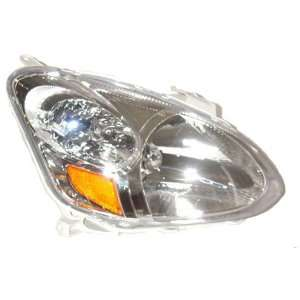OE Replacement Toyota Echo Passenger Side Headlight Lens