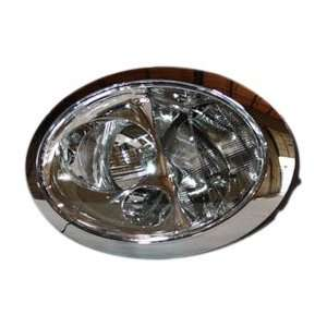 TYC 20 0316 00 Mini Cooper Driver Side Headlight Assembly