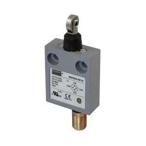 Dayton 12T949 Mini Limit Switch, SPDT, Vert, Cross Roller