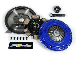 F1 STAGE 3 CLUTCH KIT+FLYWHEEL AUDI TT VW GOLF JETTA BEETLE 1.8L 1.8T