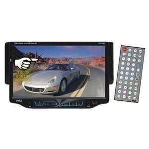 NEW 7 Single DIN TFT Touch Screen DVD//MP4/CD R/USB/SD/AM/FM/RDS