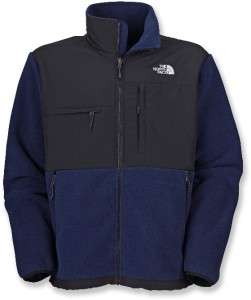 NEW The North Face Mens Deep Water Blue Denali Fleece Fall Winter