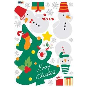 Easy Instant Decoration Wall Sticker Decal   Merry Christmas with