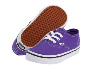 NEW INFANT VANS PASSION FLOWER PURPLE/ BLACK SO CUTE 885929065657