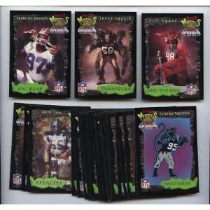 1994 Coke Masters The Gridiron Football Set ( 1) NM/MT   Sports