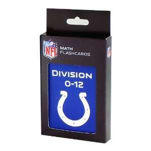 NFL Indianapolis Colts Division Flash Cards